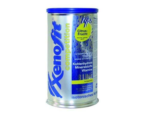 Xenofit Competition izotóniás italpor, 672g (8 liter), citrom ízű
