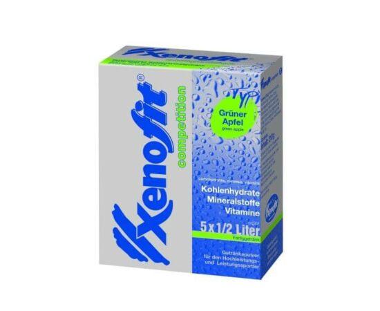 Xenofit Competition izotóniás italpor, 210g (2,5 liter), citrom ízű