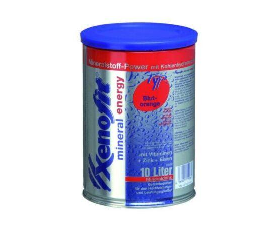Xenofit Mineral Energy instant ásványi italpor, 720g (10 liter), vérnarancs ízű
