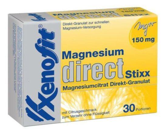 Xenofit Magnézium DIRECT STIXX granulátum - 30 adag