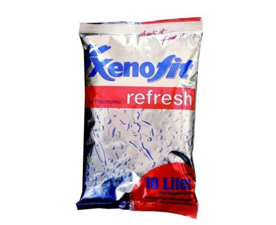 Xenofit REFRESH frissítő italpor 600g 10L - Vegyes gyümölcs ízű