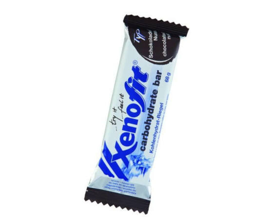 Xenofit Szénhidrát szelet 68g - csoki-mogyoró ízű
