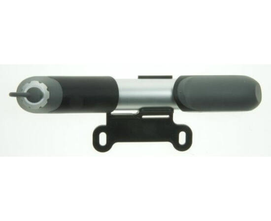 Zoggie teleszkópos alu minipumpa