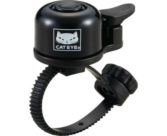 Cateye OH-1400 Flex-Tight csengő, fekete