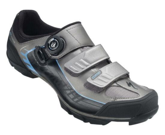 Specialized Comp MTB kerékpáros cipő, titán szürke-fekete, 44,5-es