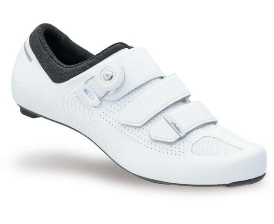 Specialized Audax Road országúti kerékpáros cipő, fehér, 45-ös
