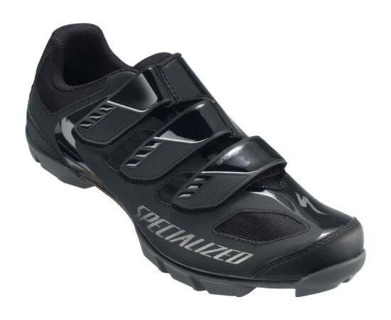Specialized Sport MTB kerékpáros cipő, fekete, 39-es