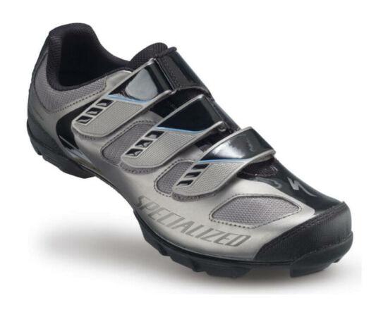 Specialized Sport MTB kerékpáros cipő, titán-fekete, 46-os