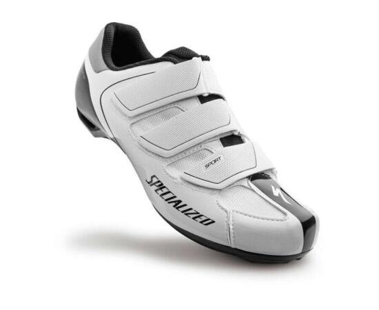 Specialized Sport Road országúti kerékpáros cipő, fehér, 46-os
