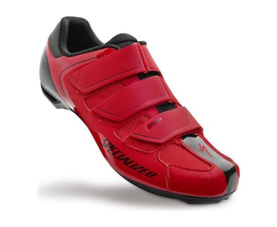 Specialized Sport Road országúti kerékpáros cipő, piros, 47-es