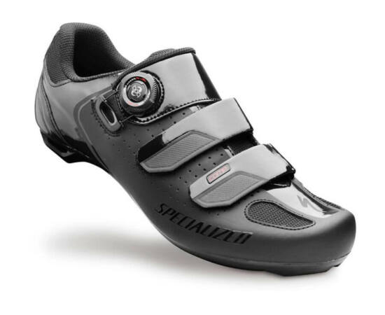 Specialized Comp Road országúti kerékpáros cipő, fekete, 46-os