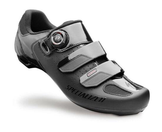 Specialized Comp Road országúti kerékpáros cipő, fekete, 45-ös