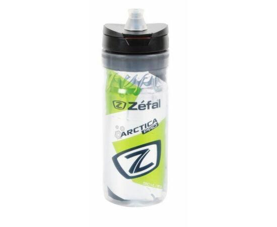 Zefal Arctica Pro 55 hőszigetelt (2,5 óra) kulacs, 550 ml, csavaros, piros