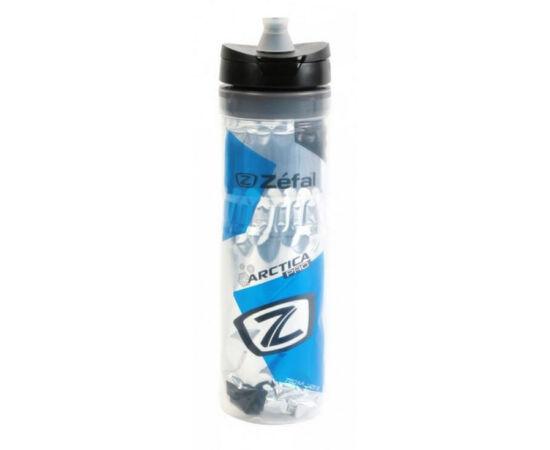 Zefal Arctica Pro 75 hőszigetelt (2,5 óra) kulacs, 750 ml, csavaros, kék