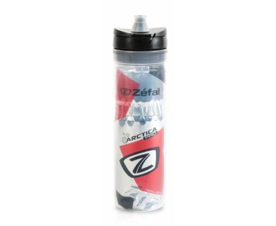 Zefal Arctica Pro 75 hőszigetelt (2,5 óra) kulacs, 750 ml, csavaros, piros