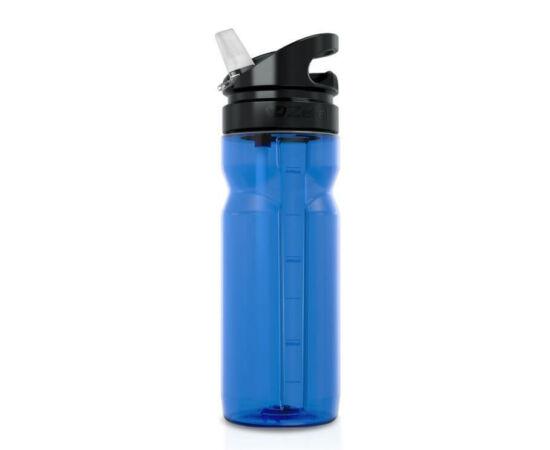 Zefal Trekking 700 kulacs, 700 ml, csavaros, kihajtható szeleppel. kék