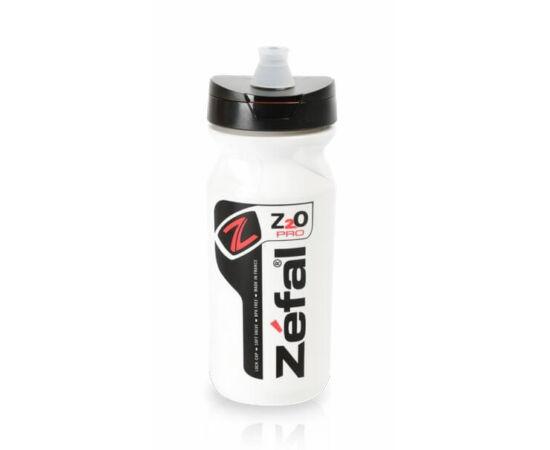 Zefal Z2O Pro 65 kulacs, 650 ml, csavaros, fehér