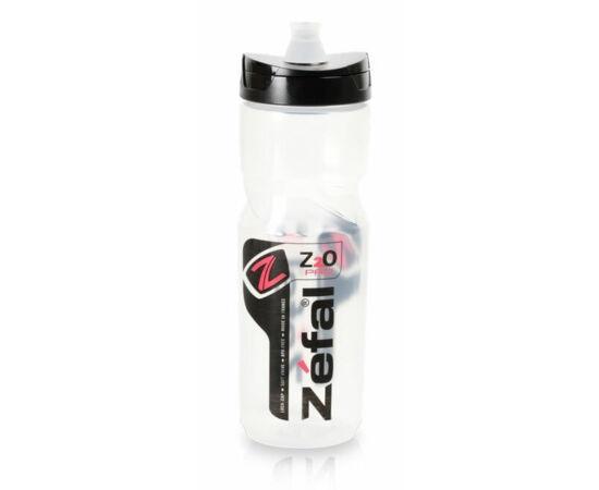 Zefal Z2O Pro 80 kulacs, 800 ml, csavaros, átlátszó