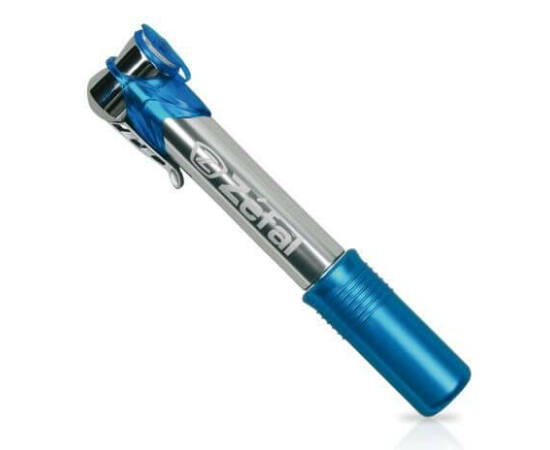 Zefal Air Profil Micro alumínium minipumpa, 7 bar, minden szeleptípushoz, kék