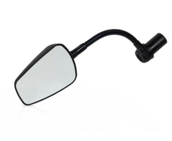 Zefal Espion flexibilis visszapillantó tükör kormányvégbe, jobb vagy bal oldalra, fekete