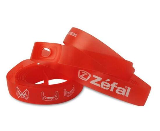Zefal Soft PVC 26-os MTB (559x22 mm) nagynyomású tömlővédő felniszalag, párban, piros