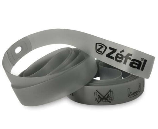 Zefal Soft PVC 26-os MTB (622x18 mm) nagynyomású tömlővédő felniszalag, párban, piros