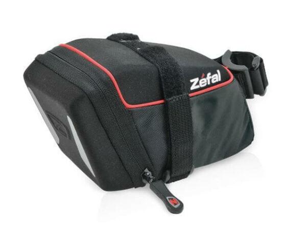 Zefal Iron Pack L DS nyeregtáska, 0,8L, fekete
