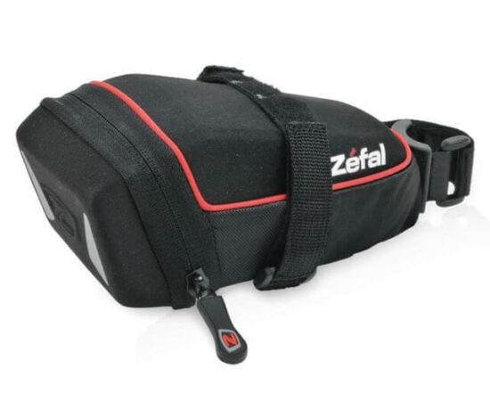 Zefal Iron Pack M DS nyeregtáska, 0,6L, fekete