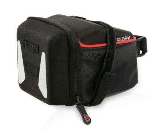 Zefal Iron Pack XL TF nyeregtáska, 2L, fekete