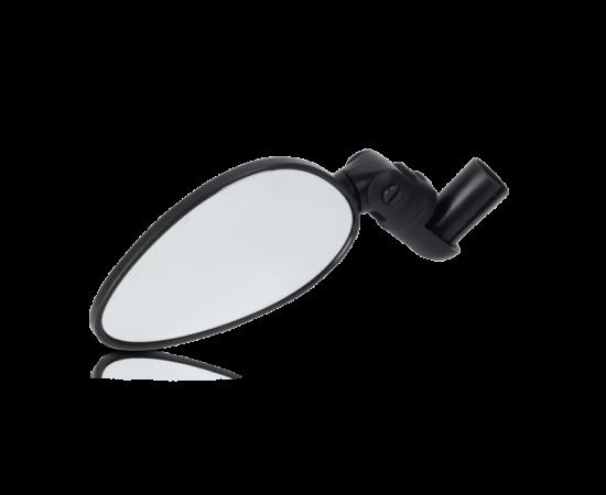 Zefal Cyclop visszapillantó tükör kormányvégbe, átfordítható, fekete