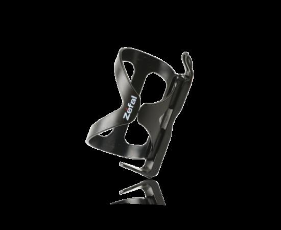 Zefal Wiiz univerzális (megfordítható) műanyag kulacstartó, fekete