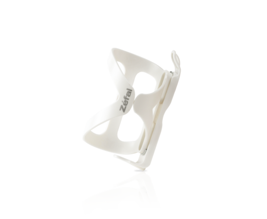 Zefal Wiiz univerzális (megfordítható) műanyag kulacstartó, fehér
