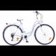 Neuzer Ravenna 6 Plus női városi kerékpár, világoskék