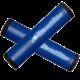 Lizard Skins DSP 32,3 szivacs markolat 130 mm, kék- 30g/pár