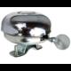 Velotech Classic acél csengő, 57mm, krómozott
