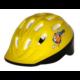Polisport Joey gyerek bukósisak 50-56 cm, sárga