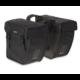 Basil Kavan két részes táska csomagtartóra, 58L, fekete