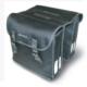 Basil Mara két részes táska csomagtartóra, 2x13L, fekete