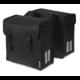 Basil Mara XXXL két részes táska csomagtartóra, 2x26L, fekete