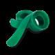 Zefal Z Liner defektvédő szalag 24-es és 26-os kerékpárokhoz, 34 mm, párban, zöld