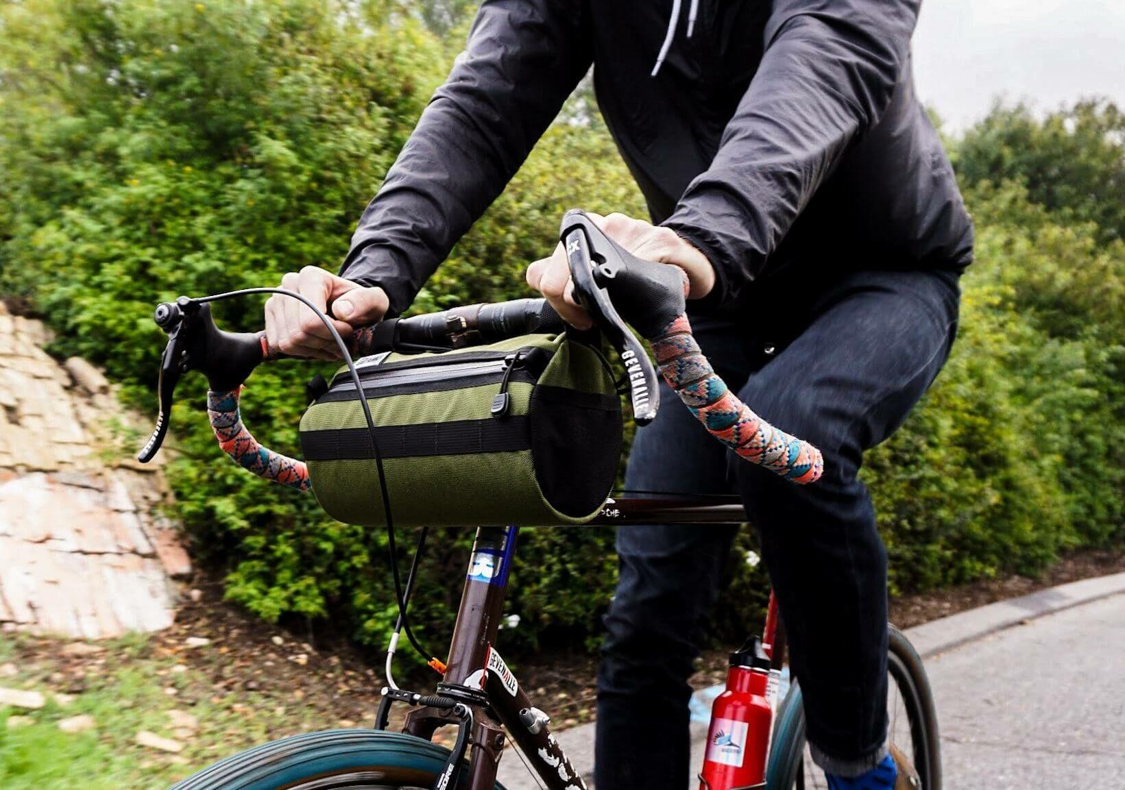 13_bikepacking túra közlekedés mibe pakold a cuccot a kerékpáron, melyik táska hova és mire való