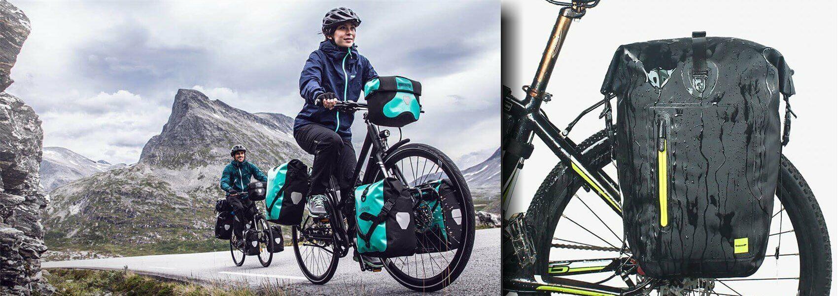 1k_bikepacking túra közlekedés mibe pakold a cuccot a kerékpáron, melyik táska hova és mire való