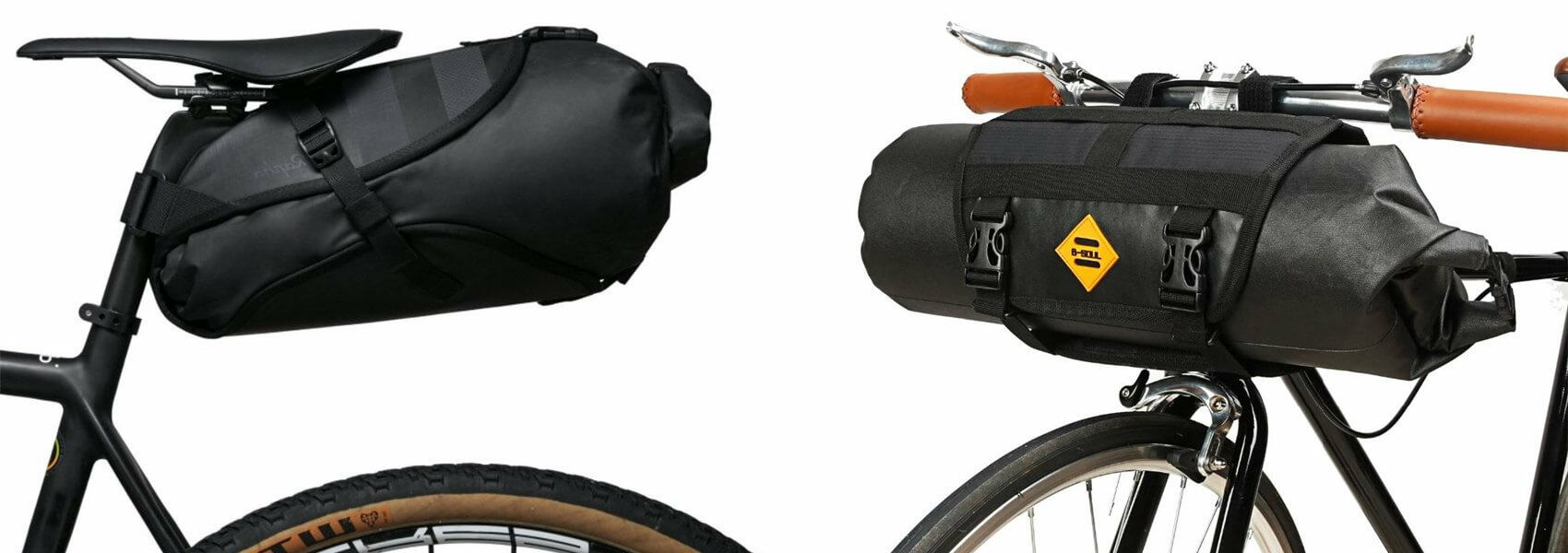 2k_bikepacking túra közlekedés mibe pakold a cuccot a kerékpáron, melyik táska hova és mire való