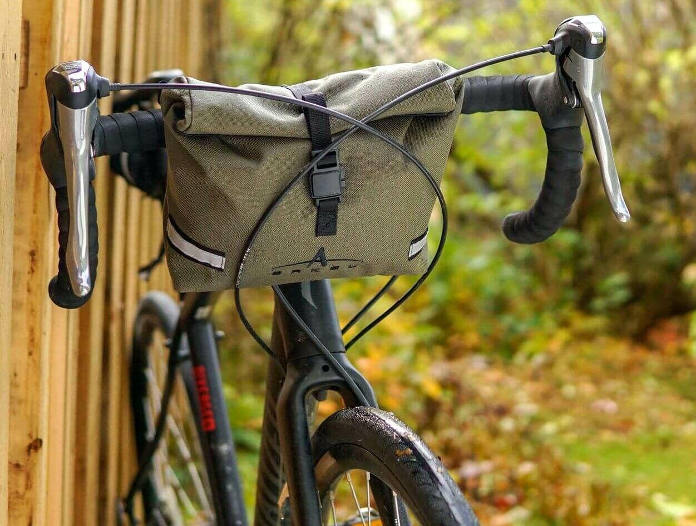 4_bikepacking túra közlekedés mibe pakold a cuccot a kerékpáron, melyik táska hova és mire való