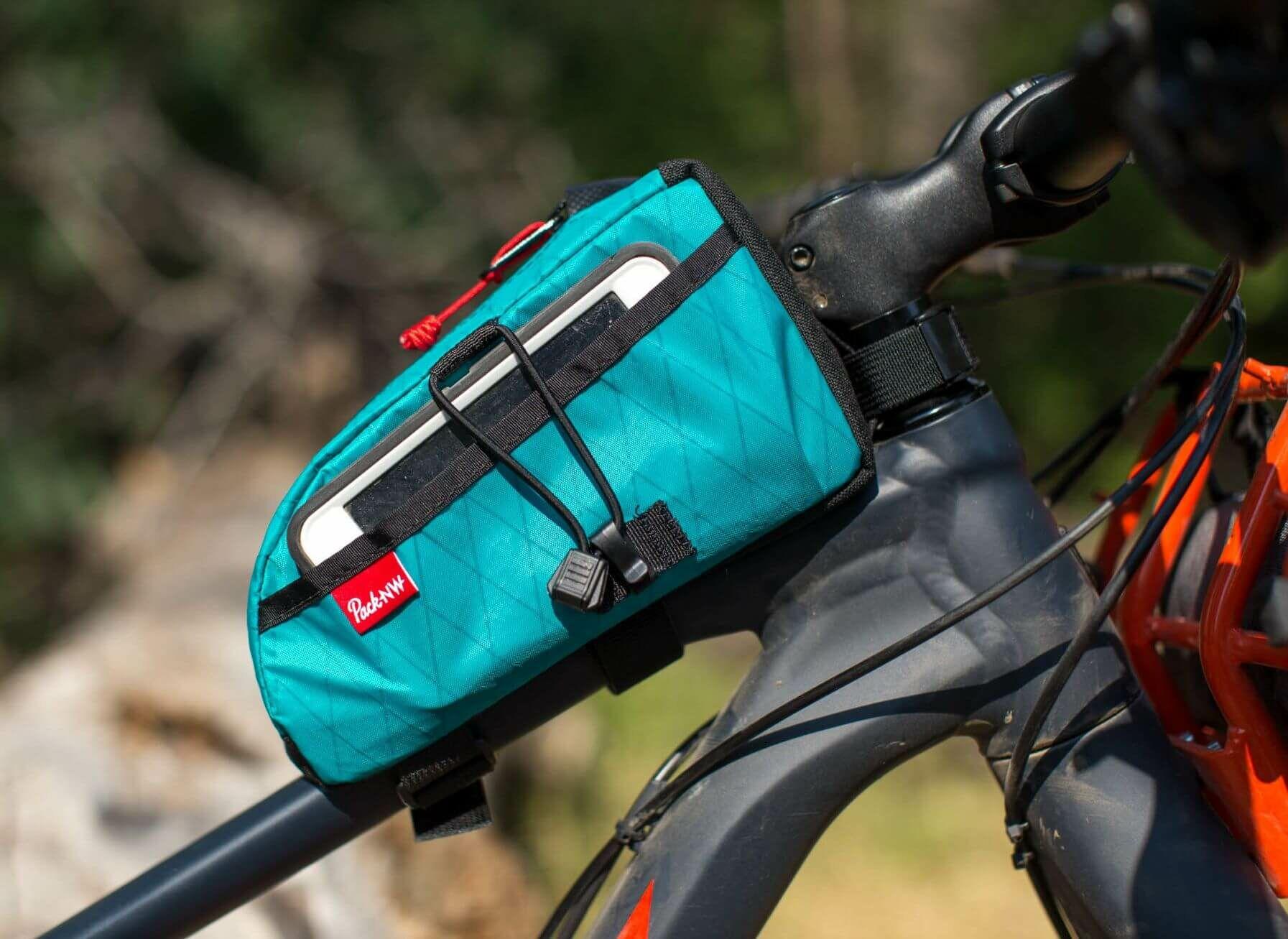 9_bikepacking túra közlekedés mibe pakold a cuccot a kerékpáron, melyik táska hova és mire való