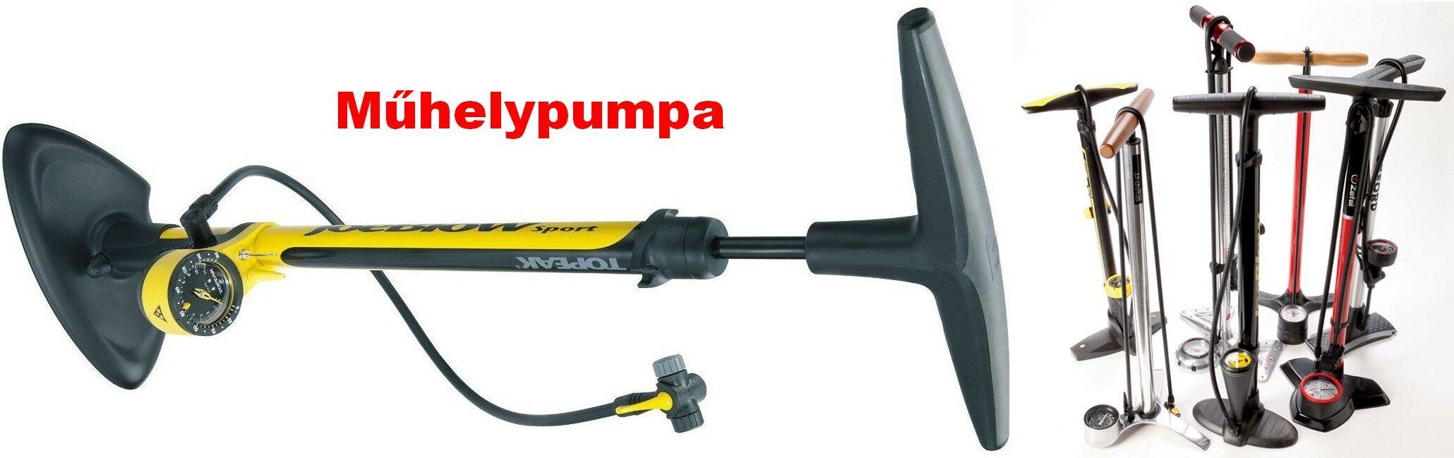 Műhelypumpa - bikepro.hu