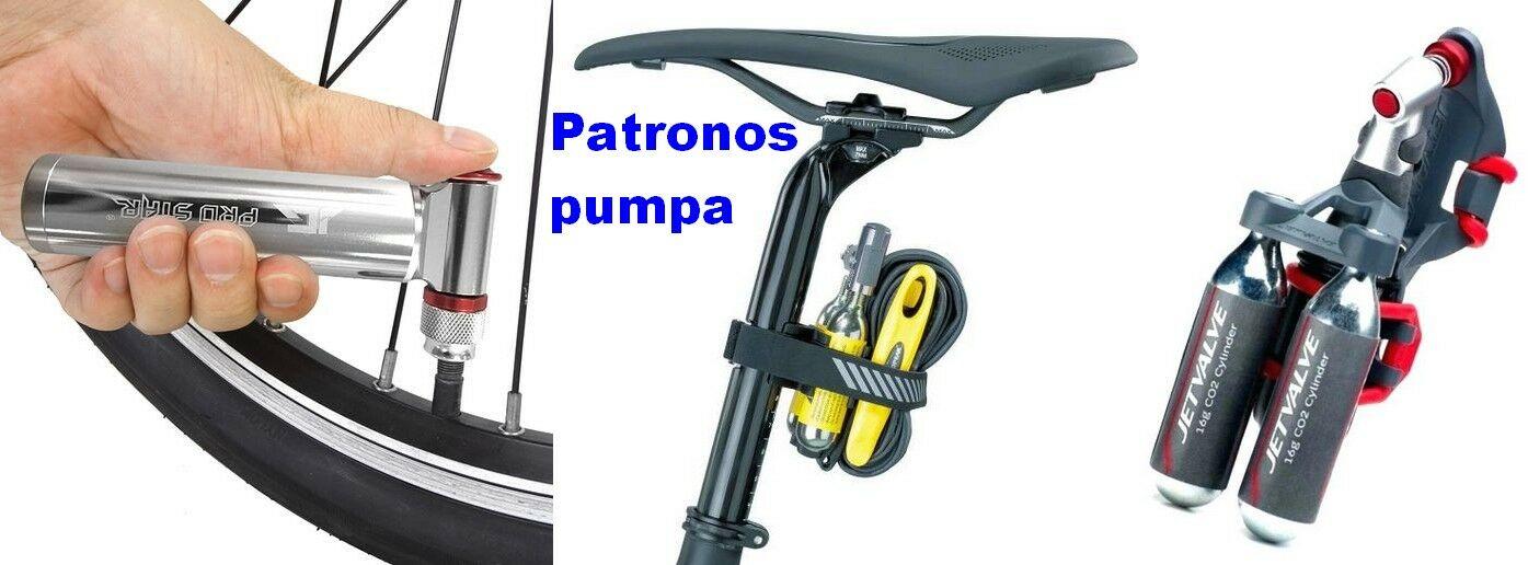 Patronos pumpa - bikepro.hu