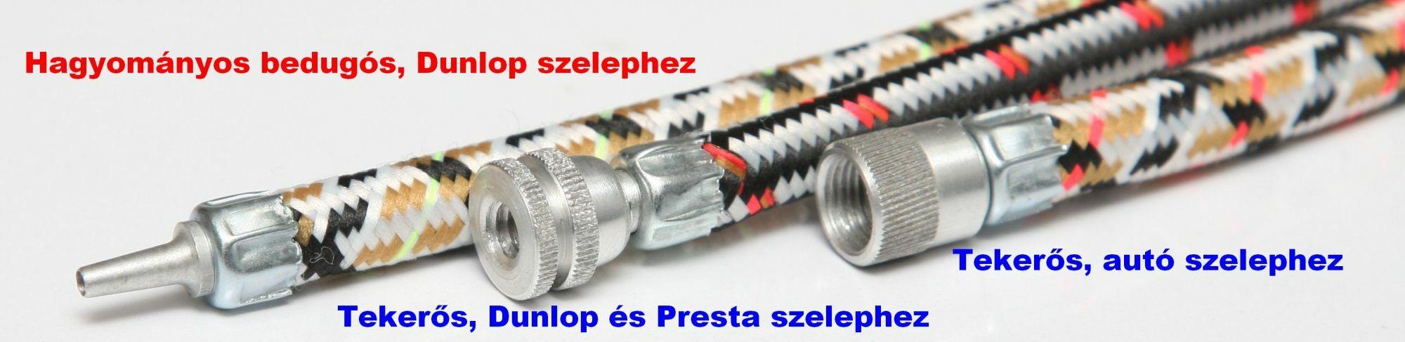 Pumpatömlő típusok - bikepro.hu