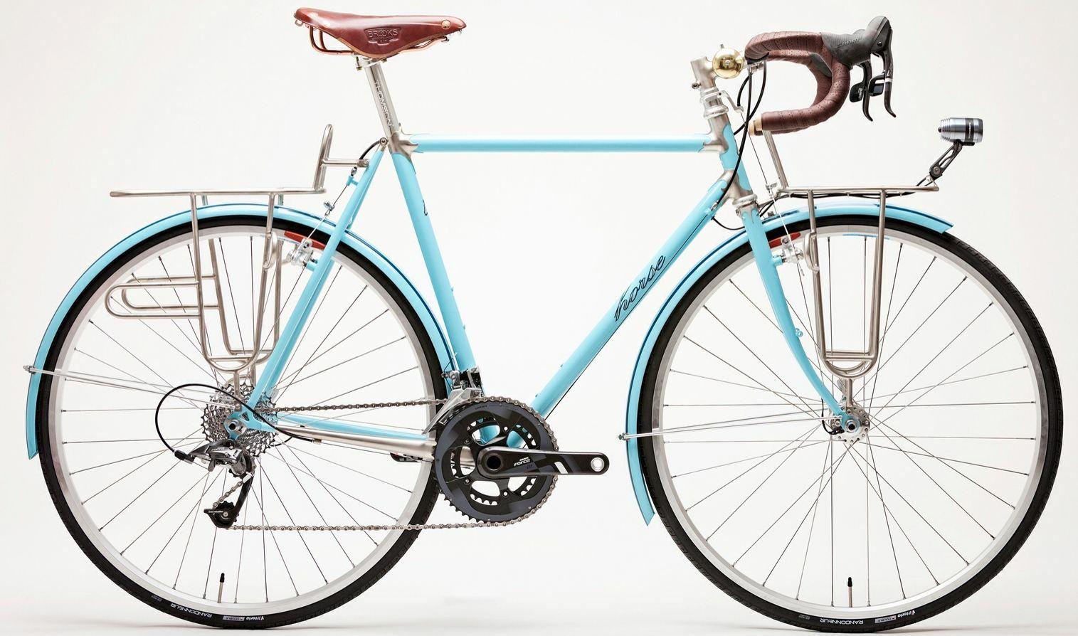 Gyönyörű sárvédő a kerékpáron