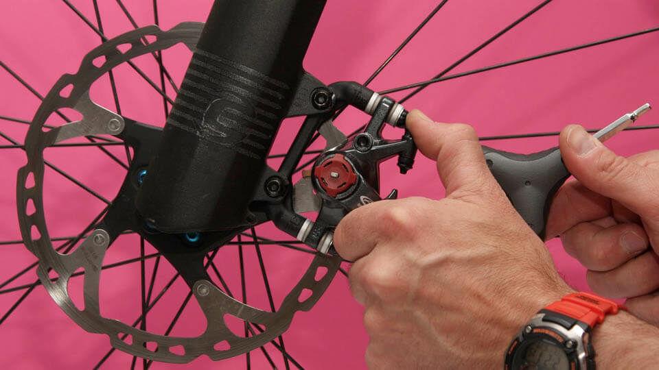 Országúti kerékpár fék beállítás